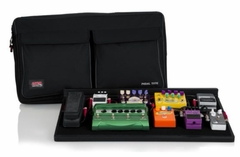 """Gator Cases 30"""" X 16"""" Wood Pedal Board w/ Black Nylon Carry Bag; Includes G-Bus-8 Power Supply W/ (8) 9V & (3) 18V Outputs - GPT-PRO-PWR"""