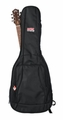 Gator Cases 4G Style gig bag for acoustic guitars with adjustable backpack straps - GB-4G-ACOUSTIC