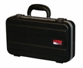 Gator Cases ATA Molded 6 Slot Microphone Briefcase - GM-6-PE