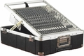 "Gator Cases ATA Molded Pop-Up Mixer Case w/ Wheels; 12U; 6.5"" Deep - G-MIX-12 PU"