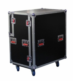 Gator Cases ATA Tour case for 412 guitar speaker cabinet with live in design and rear access door - G-TOUR CAB412