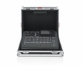 Gator Cases ATA Wood Flight Case Custom Fit for Behringer X32 Compact Mixing Console - G-TOURX32CMPCTNDH
