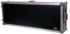 Gator Cases ATA Wood Flight Case for 61-Note Keyboards - G-TOUR 61V2