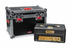 "Gator Cases ATA Wood Flight Case for Medium Size 'Lunchbox' Style Amplifier Heads. Internal dims 17.5""x10""x10"" - G-TOURMINIHEAD2"