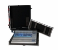 Gator Cases ATA Wood Flight Case for Presonus StudioLive 24.4.2 Mixing Console with Doghouse Design - G-TOUR PRE242-DH