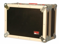 Gator Cases ATA Wood Flight Case w/ Drops for 15 Mics; Recessed Latches; Cable Storage - G-TOUR M15