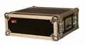 "Gator Cases ATA Wood Flight Rack Case; 4U; 15"" Deep - G-TOUR EFX4"