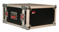 "Gator Cases ATA Wood Flight Rack Case; 6U; 17"" Deep - G-TOUR 6U"