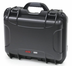 """Gator Cases Black waterproof injection molded case with interior dimensions of 13.8"""" x 9.3"""" x 6.2"""". NO FOAM - GU-1309-06-WPNF"""