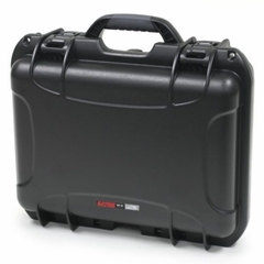 """Gator Cases Black waterproof injection molded case with interior dimensions of 15"""" x 10.5"""" x 6.2"""". NO FOAM - GU-1510-06-WPNF"""