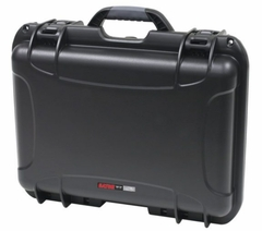 "Gator Cases Black waterproof injection molded case with interior dimensions of 17"" x 11.8"" x 6.4"". NO FOAM - GU-1711-06-WPNF"
