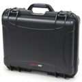 "Gator Cases Black waterproof injection molded case with interior dimensions of 18"" x 13"" x 6.9"". NO FOAM - GU-1813-06-WPNF"