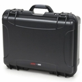 "Gator Cases Black waterproof injection molded case with interior dimensions of 20"" x 14"" x 8"". NO FOAM - GU-2014-08-WPNF"