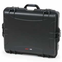 "Gator Cases Black waterproof injection molded case with interior dimensions of 22"" x 17"" x 8.2"". NO FOAM - GU-2217-08-WPNF"