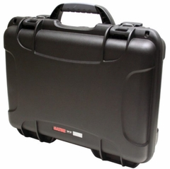 """Gator Cases Black Waterproof Injection molded case, with interior dimesions of 13.2"""" x 9.2"""" x 3.8"""". NO FOAM - GU-1309-03-WPNF"""