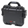 "Gator Cases Black Waterproof Injection molded case, with interior dimesions of 7.4"" x 4.9"" x 3.1"". NO FOAM - GU-0705-03-WPNF"