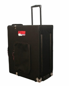 "Gator Cases Cargo Case w/ Lift-Out Tray, Wheels, Retractable Handle; 12""X24""X30"" Int. - GX-22"
