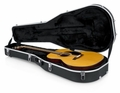 Gator Cases Deluxe Molded Case for Dreadnought Guitars - GC-DREAD