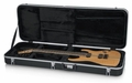 Gator Cases Deluxe Molded Case for Electric Guitars; Extra Long - GC-ELEC-XL