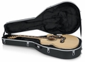 Gator Cases Deluxe Molded Case for Jumbo Acoustic Guitars - GC-JUMBO