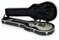 Gator Cases Deluxe Molded Case for Single-Cutaway Electrics such as Gibson Les Paul� - GC-LPS