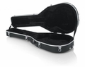 Gator Cases Deluxe Molded Case for Taylor GS Mini Guitars - GC-GSMINI
