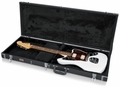 Gator Cases Deluxe Wood Case for Jaguar, Jagmaster and Jazzmaster Style Guitars - GW-JAG