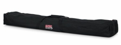 "Gator Cases Dual Compartment Speaker Stand Bag with 58"" interior. Holds 2 stands (Formerly GPA-88) - GPA-SPKSTDBG-58DLX"