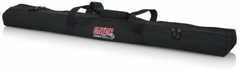 "Gator Cases Dual Compartment Speaker Sub Pole Bag with 42"" interior. Holds 2 Speaker Subwoofer Poles - GPA-SPKRSPBG-42DLX"