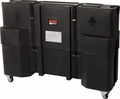 """Gator Cases Dual LED Case Fits two 37-47"""" Screens; fits screens with depth up to 2.25"""" - G-LED-3747-2X"""
