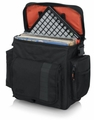 Gator Cases G-Club Series DJ Bag; Accommodates 35 LP's, Serato-Style Interface, & Accessories - G-CLUB-DJ BAG