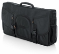 "Gator Cases G-Club Series Messenger Style Bag to hold Laptop based DJ midi Controllers up to 25"", laptop, and headphones - G-CLUB CONTROL 25"