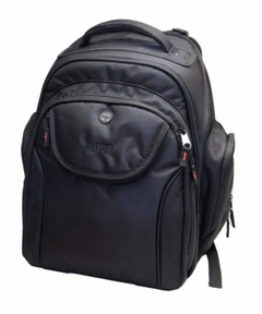 Gator Cases G-CLUB style backpack perfect for the travelling DJ. Holds laptop, serato interface, mixer or cd player and more. - G-CLUB BAKPAK-LG