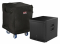 "Gator Cases G-SUB Style Bag for Smaller 12"" ""Cube"" Style PA Subs Like the Mackie DLM12S - G-SUB2118-17"
