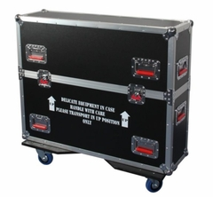 "Gator Cases G-TOUR case designed to easily adjust and fit most LCD, LED or plasma screens in the 26"" to 32"" class. Interior dims 32.5 X 6.3 X 25.5 - G-TOURLCDV2-2632"