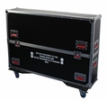 "Gator Cases G-TOUR case designed to easily adjust and fit most LCD, LED or plasma screens in the 43"" to 50"" class. Interior dims 49.5 X 6.3 X 30.5 - G-TOURLCDV2-4350"