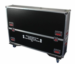 "Gator Cases G-TOUR case designed to easily adjust and fit most LCD, LED or plasma screens in the 50"" to 55"" class. Interior dims 55 X 6.3 X 35 - G-TOURLCDV2-5055"