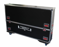 "Gator Cases G-TOUR case designed to easily adjust and fit most LCD, LED or plasma screens in the 60"" to 65"" class. Interior dims 62.5 X 6.3 X 36 - G-TOURLCDV2-6065"