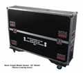 "Gator Cases G-TOUR case designed to easily adjust and fit two LCD, LED or plasma screens in the 37"" to 43"" class. Interior dims 43 X 6.3 X 30.5 (X2) - G-TOURLCDV2-3743-X2"