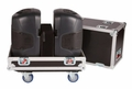 "Gator Cases G-TOUR double speaker case for two 12"" loud speakers - G-TOUR SPKR-212"
