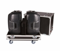 "Gator Cases G-TOUR double speaker case for two 15"" loud speakers - G-TOUR SPKR-215"