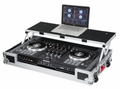 Gator Cases G-TOUR Road Case Custom Fit for Numark NS7II Controller with Sliding Laptop Platform - G-TOURDSPNS7II