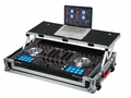 Gator Cases G-TOUR Road Case Custom Fit for Pioneer DDJ-RX/SX/SX2 Controller with Sliding Laptop Platform - G-TOURDSPDDJSXRX