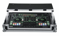 Gator Cases G-TOUR Road Case Custom Fit for Roland DJ-808 Controller with Sliding Laptop Platform - G-TOURDSPDJ808