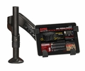 Gator Cases Gator G-ARM 360 with fixed installation mounting hardware - G-ARM-360-FIXEDMT