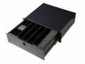 "Gator Cases Gator Rackworks Rack Drawer; 14.2"" Deep; Lockable; Interior has Insert for 4 Wireless Microphone Systems & Accessories; 3U - GRW-DRWWRLSS"
