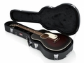 Gator Cases Hard-Shell Wood Case for 3/4-Size Acoustic Guitars - GWE-ACOU-3/4