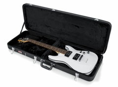 Gator Cases Hard-Shell Wood Case for Electric Guitars - GWE-ELEC