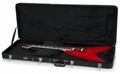 Gator Cases Hard-Shell Wood Case for Extreme Guitars Such as Flying V and Explorer - GWE-EXTREME