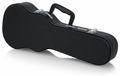 Gator Cases Hard-Shell Wood Case for Soprano Style Ukulele - GWE-UKE-SOP